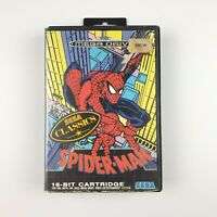 Spiderman | Ozisoft | Sega Mega Drive | Great Cond | PAL | Complete with manual