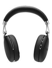 Parrot Zik 3 Leather Grain Bluetooth Wireless ANC Headphones - Black