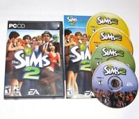 The Sims 2 Game PC Complete Windows Simulator 2004