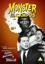 Monster On The Campus 1958 DVD