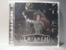 Nova Akropola by Laibach [CD 741157948325] Brand New