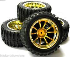 Coches y motos de radiocontrol color principal amarillo