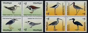 Philippines #2604-2605 MNH CV$7.00 Migratory Shorebirds