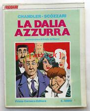CHANDLER SCOZZARI La Dalia Azzurra PRIMO CARNERA 1982 Supplemento FRIGIDAIRE 23