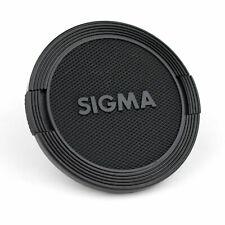 Genuine SIGMA 58mm FRONT LENS CAP… Original
