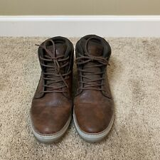 Day Five Mens Boots Brown Sz 13