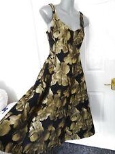 ❤ DEBUT DEBENHAMS Size 10 Georgia Jacquard Prom Dress Occasion NEW RRP £130