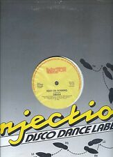 SMASH keep on running 12INCH 45 RPM 1982 HOLLAND INJECTION REC EX