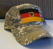 Germany Flag Hat Camouflage Cap German Flag Baseball Cap
