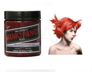 Manic Panic Hair Dye  Semi-Permanent Color Vegan Cream Formula FAST POSTAGE UK**