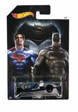 Superman Batman Contemporary Diecast Cars