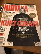 Vintage 2006 GUITAR LEGENDS Magazine #88 - NIRVANA - Kurt Cobain