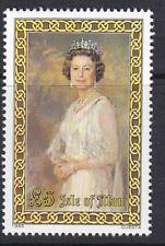 Isle of Man 1983. Queens Portrait   SG 248 MNH