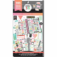 Create 365 The Happy Planner (Productivity) 985 Sticker Book by Mambi  SALE!!!