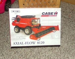 1/64 Case IH 8120 Axial-Flow Combine - 2008 Farm Show NIB