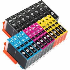 HP 364 XL Drucker Patronen mit Chip für HP Officejet 4622 4620 Deskjet 3524 3520