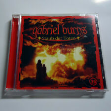 Gabriel Burns - 20: Staub der Toten - Hörspiel CD - 2006