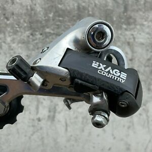 Shimano Rear Derailleur RD-M250 7 Speed Long Cage Exage Country  Bolt On Vintage