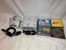 Sega Dreamcast Spielkonsole (PAL), Controller, 3 Spiele