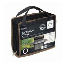 Gardman 35672 Black Premium Heavy Duty Large Barbecue BBQ Cover Waterproof