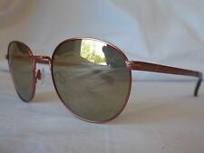KENNETH COLE SUNGLASSES KC7199 29C MATTE ROSE GOLD SMOKE MIRROR 53 MM NEW AUTHEN