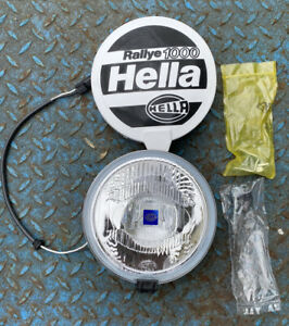 Hella Driving Lamp Front Rallye 1000 - STC7644 (ONE ONLY NOT A PAIR)