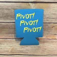 Pivot Friends TV Show Can Cooler Koozie Coozie Beer Soda Holder Drink Hugger