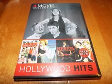 Movie Collection Saving Silverman Black Book Hexed Life Without Dick Dvd Set New