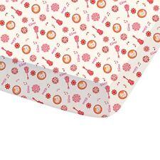 Draps-housses pour enfant pour le lit Chambre à coucher en 100% coton