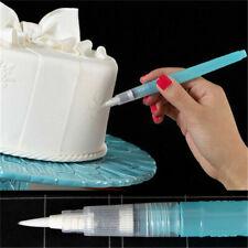 Cake Fondant Cupcake Decorating Tools Color Painting Pen Sugarcraft Craft E3U4