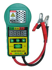 DLG DI-225 Battery Load Tester Exclusively for Low Capacity from 5AH to 80AH