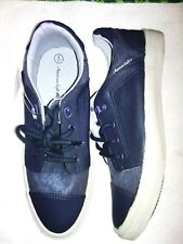 Boys/Youth Dylan Navy Lace Up Casual Shoe Sneaker American Eagle BY Payless sz 5