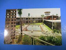 Golden Sands Motor Lodge Jacksonville Florida Post Card PC39
