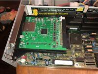 Commodore Amiga 3000 SCSI2SD Card Slot Bracket - 3D Print