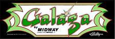 "#2248 (1) 6"" Galaga Arcade Marquees Laptop Window Car Motorcycle Decal OldSchool"