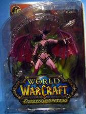 "World of Warcraft Series 4 Amberlash (Succubus Demon) 7"" Action Figure Figurine"
