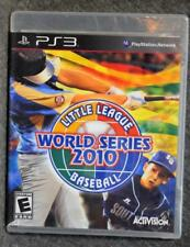 PlayStation 3 PS3 Little League World Series 2010 Baseball New Sealed