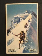 Fehlbilder gesucht? Erdal-Kwak Alpine Kletterei II Serie 52