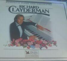 Readers Digest Richard Clayderman Romantic Piano 3 CD Box Set