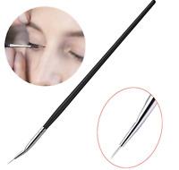Professional Angled Cosmetics Brush - Eyeliner - Thin for Gel or Powder Eye Line