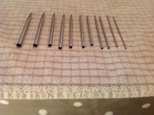 Cable numbering and ident threading tools  ( thimble jigs ) set of eleven.