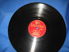 Raymond Scott  – 78rpm 10-inch single – Columbia #36083 I UNDERSTAND