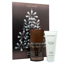 Issey Miyake pour Homme Wood&Wood Geschenkset Parfum mit Duschgel Herren Duft