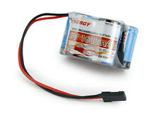 Tenergy 11114 5 Cell 6V 1600mAh NiMH Hump Receiver Battery Pack For T-Maxx 3.3