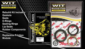 2003-2007 Dodge Ram 2500/3500 (48RE) Transmission Master Rebuild Kit
