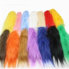 Extra choice craft fur Fly Tying Baitfish Streamer Hair-Crafts14 Color Choices