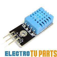 Black DHT11 Digital Humidity Temperature Sensor Module Arduino PI Atmel PIC UK