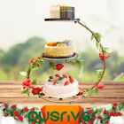3-Tier Premium Cake Stand With Wedding Birthday Party Steel Easy Installation