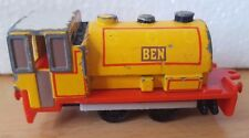 Thomas and Friends 1991 Ben Engine ERTL Brand Train Toy Heavily Played