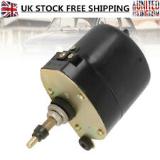 12V Universal Windscreen Wiper Motor for Willys Jeep Tractor Chevy Ford Mopar UK